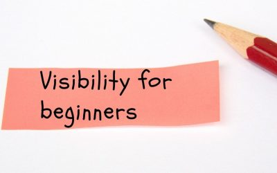 Visibility for beginners